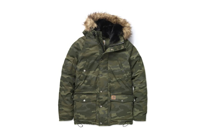 Carhartt WIP 2015 Winter Essentials