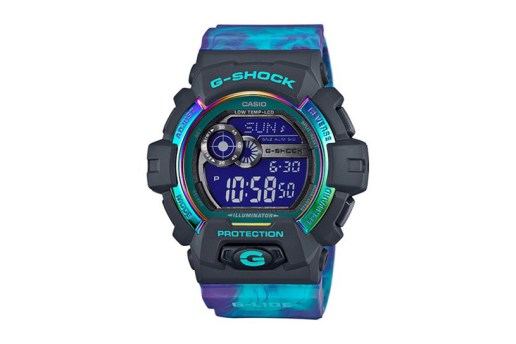 "Casio G-SHOCK ""Northern Lights"" Collection"