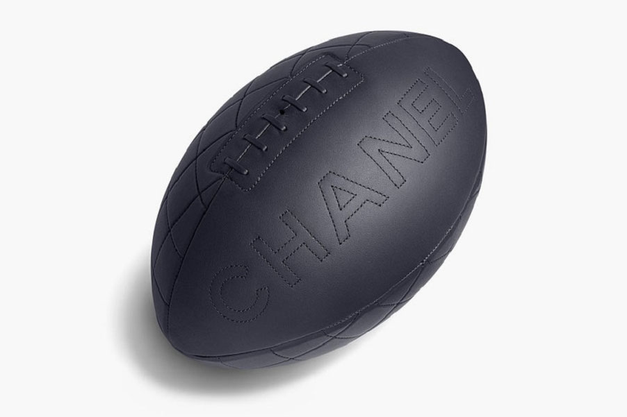 Chanel Releases Luxury Rugby Balls to Celebrate Rugby World Cup