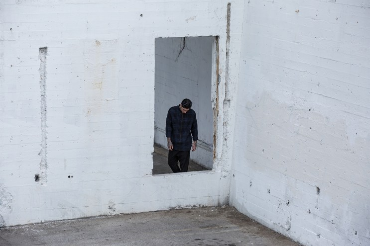 """Chapter 2015 Fall/Winter """"Vacant"""" Lookbook"""