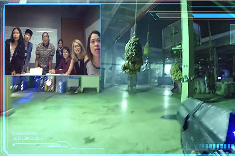 The Chatroulette First-Person Video Game Has a Second Level