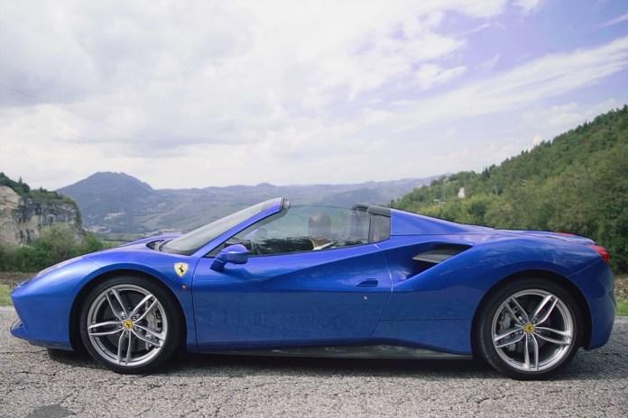 Chris Harris Reviews the Smooth Ferrari 488 Spider