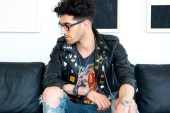 Chromeo's Dave 1 Shares His Leather Jacket Collection