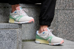 "A Closer Look at the Concepts x Diadora N.9000 ""Lire"""