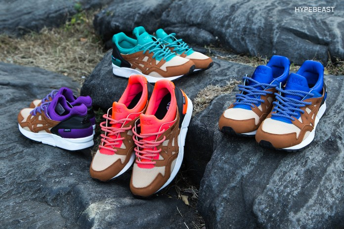 "Concepts x ASICS GEL-Lyte V ""Mix & Match"" Pack"