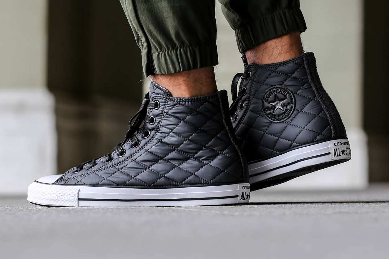 """Converse 2015 Fall/Winter All-Star """"Quilt"""" Pack"""