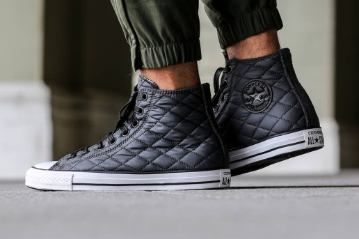 "Converse 2015 Fall/Winter All-Star ""Quilt"" Pack"