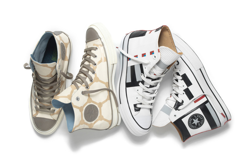"""Converse First String Chuck Taylor All Star '70 """"Space"""" Pack"""