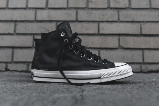 Converse Chuck Taylor All Star Hi 1970 PRM Black/White