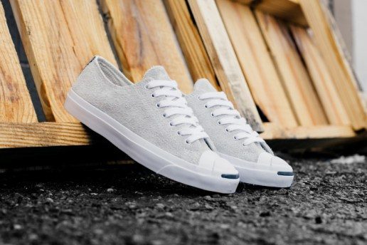 "Converse Jack Purcell Jack Low ""Vaporous Grey"""