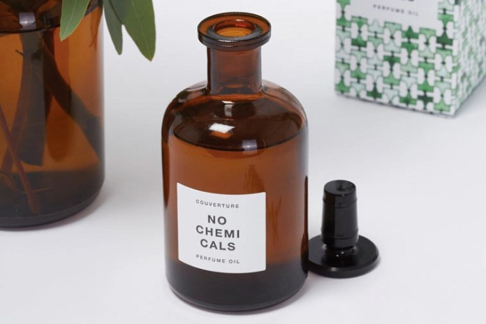 "Couverture & The Garbstore Introduce ""No Chemicals"" Fragrance Collection"