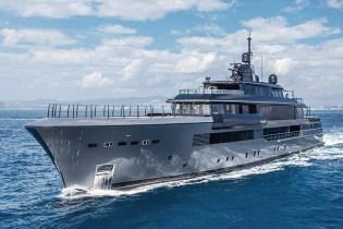CRN YACHT'S Unveils Experimental Luxury Mega Yacht