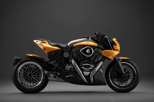The CR&S Duu Motorcycle Can Be Customized to Your Liking