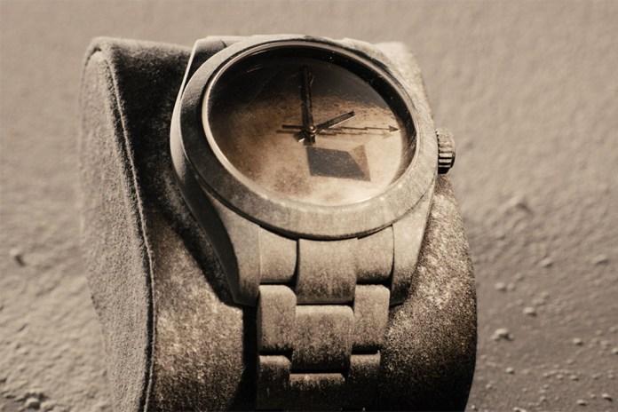 "Daniel Arsham x Bamford Watch Department Rolex Milgauss ""The Black Moon"""