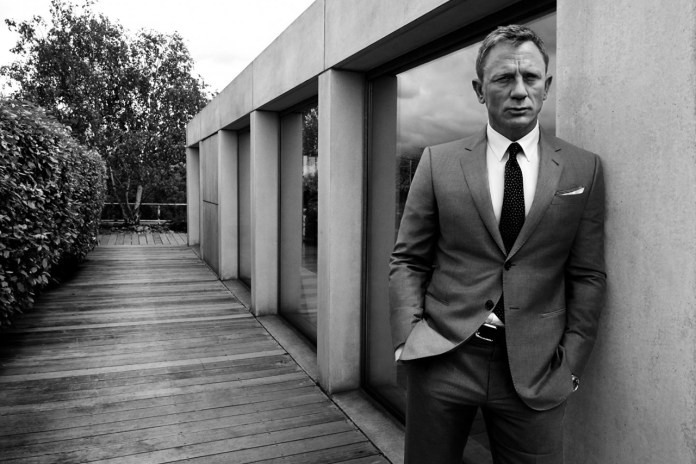 Daniel Craig on the Psychology of 007