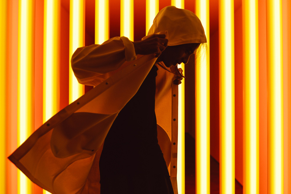Dapper Lou Goes on a Fluorescent Journey at the David Zwirner Gallery in NYC