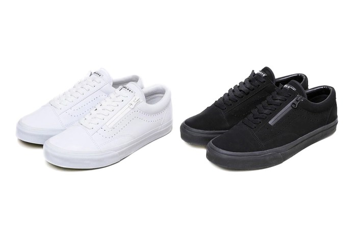 Deluxe x Vans 2015 Fall/Winter Zip Old Skool