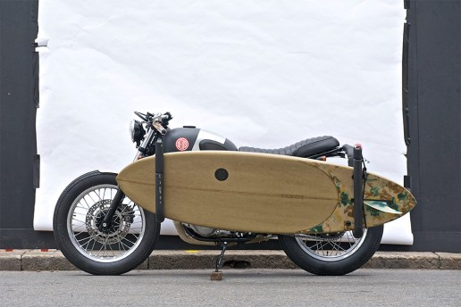 "Deus Ex Machina ""Red Pill"" Motorbike"