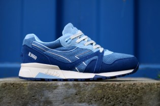 "Diadora N.9000 ""Moonlight Blue"""
