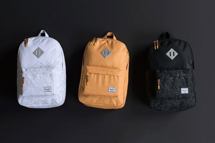 Disney x Herschel Supply Co. 2015 Fall/Winter Collection