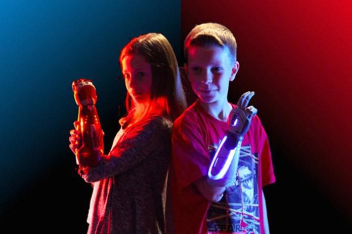 Disney Helps to Design 'Star Wars' and Marvel-Themed Children's Prosthetics