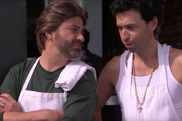 """Do the White Thing"" Starring Jimmy Kimmel"