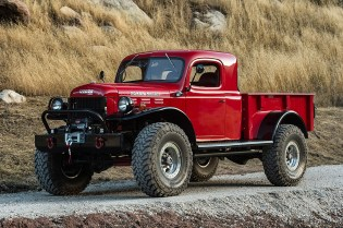 Dodge Legacy Power Wagon