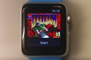 Developers Bring Doom to the Apple Watch