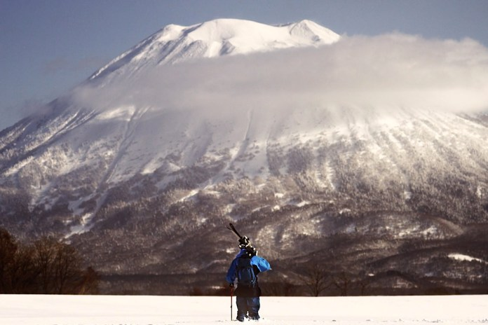 "DPS Skis Hits Hokkaido for ""The Shadow Campaign"""