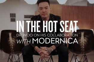 In the Hot Seat: Dr. Woo on His Collaboration With Modernica