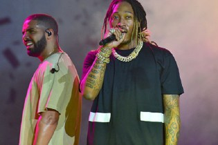 Behind The Scenes of Drake & Future's 'What A Time To Be Alive'