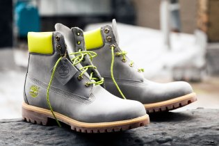 "DTLR x Timberland 6"" Boot ""Safety Grey"""