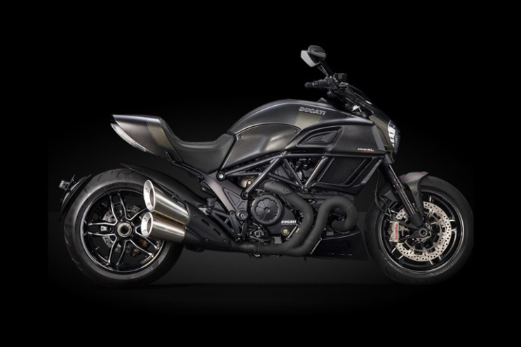 Ducati 'Diavel Carbon'