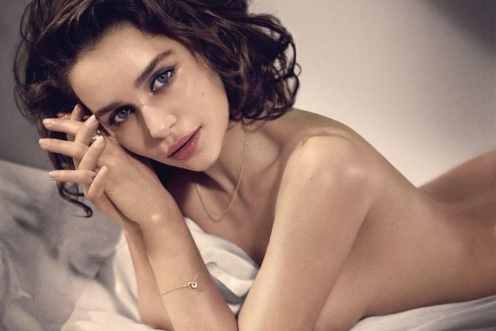 Emilia Clarke Is Esquire's Sexiest Woman Alive 2015