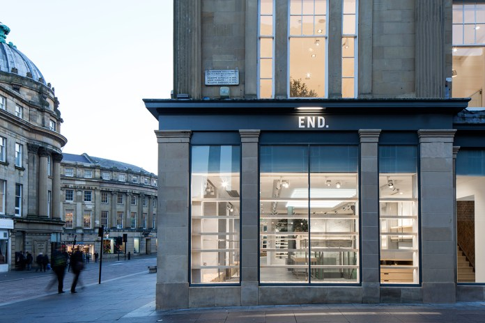 END. Clothing Opens Flagship Store in Newcastle
