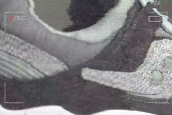 "END. x Saucony Grid 9000 ""WHITE/NOISE"" Teaser"