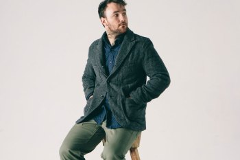 Engineered Garments 2015 Fall/Winter Editorial by Up There Store