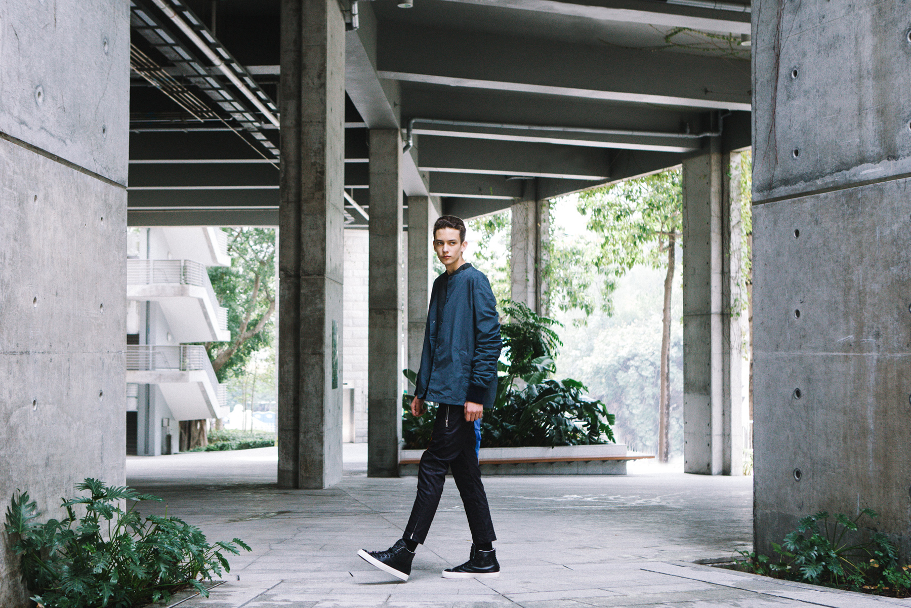 ETHOS 2015 Fall/Winter Collection