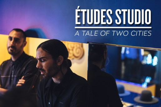 Études Studio: A Tale of Two Cities