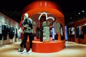 EVISU Enlists Andreas Bozarth Fornell to Design Hong Kong Store