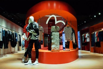 EVISU Enlists Andreas Bozarth Fornell to Design Hong Kong Store