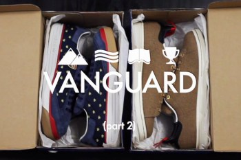 "Extra Butter x adidas Originals ""Vanguard"" Part 2 Teaser"