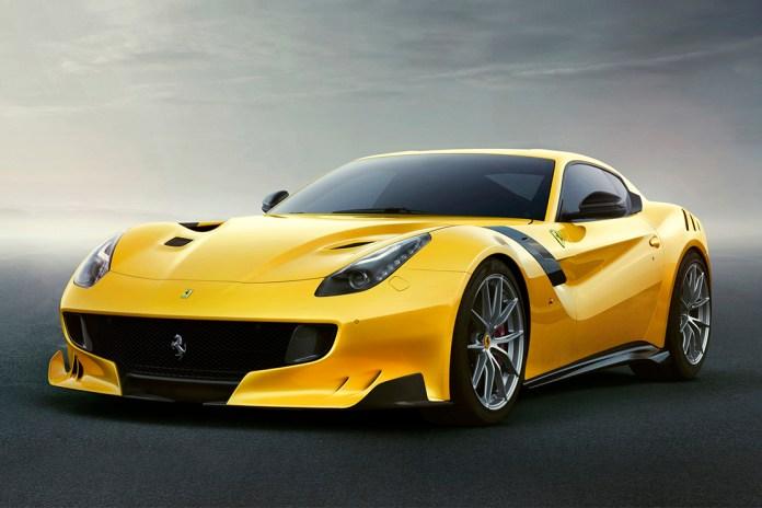 Ferrari Unveils the F12tdf