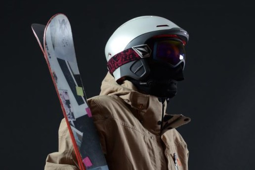 The Forcite Alpine Smart Helmet Brings the Digital World to the Ski Slope