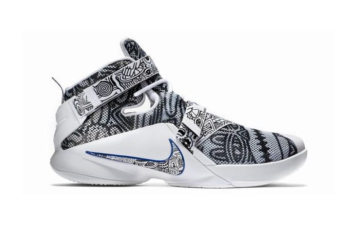 Freegums x Nike Zoom Soldier 9