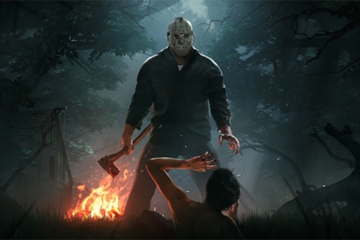 Jason Voorhees Returns in 'Friday the 13th: The Game'