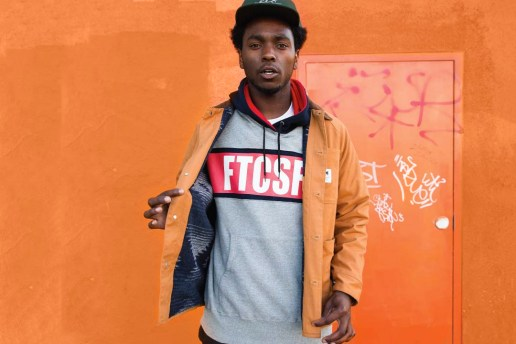 FTC 2015 Fall/Winter Lookbook