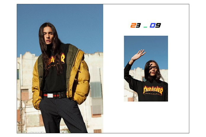 "Fucking Young! 2015 Fall ""23_09"" Editorial"