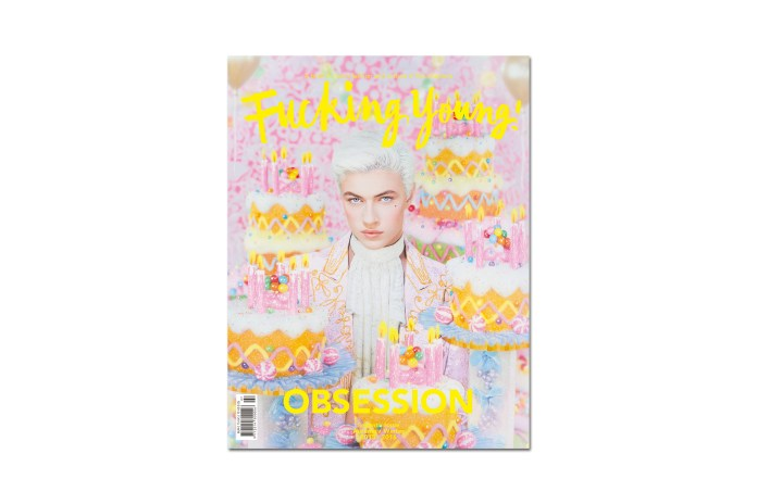 """'Fucking Young!' 2015 Fall/Winter """"Obsessions"""" Issue"""