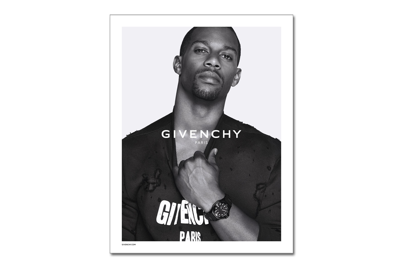 """Givenchy 2015 Fall """"Shark"""" Watch Collection"""
